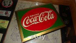 1929 Coca-Cola Sign
