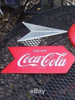 1939 Coca-Cola Whatever You Do Wherever You Go Auto & Sleigh Back Bar Display