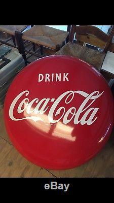 1950s Coca Cola 36 Button
