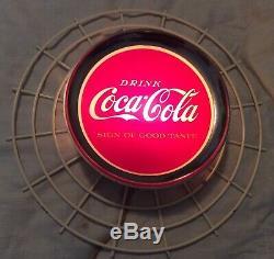 1950s Coca Cola Coke light
