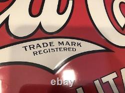 36 X 12 SSTE 1908 Coca-Cola Sign