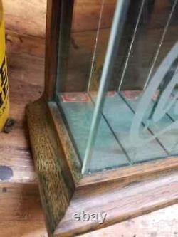 Antique 100 Year Old Coca Cola Gum Display Case General Store Advertising Sign