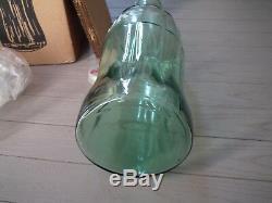 Circa 1960's Coca-Cola 20 glass display bottle MIB
