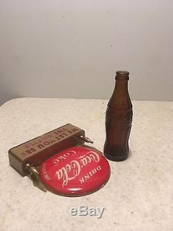 Coca Cola Bottle Topper Display