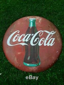 Coca Cola Button 48, Coca Cola Sign, Coke Button