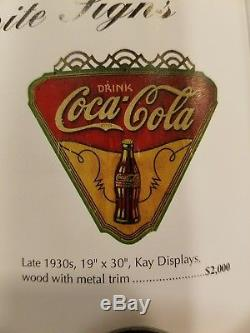 Coca Cola Kay Display 1930's