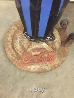 Coca Cola Policeman Original, Dated 1957