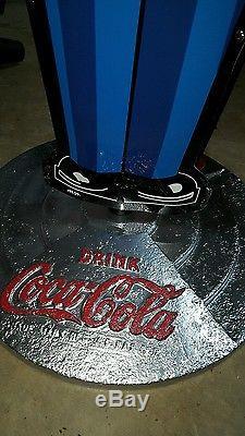 Coca-Cola Policeman Sign