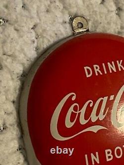 Coca Cola Thermometer Sign! Rare