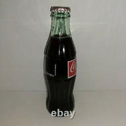 Coca cola bottle mexican, commemorative, 15 years, McDonald's store, mexico