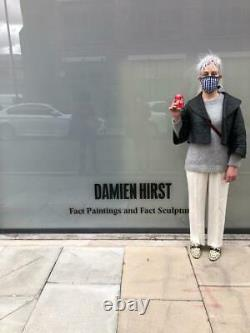 Damien Hirst Signed Coca Cola Can (Coke Can)