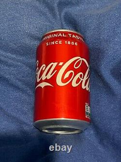 Damien Hirst Signed Coke Can (Coca Cola) from Gagosian London Exhibition 2021