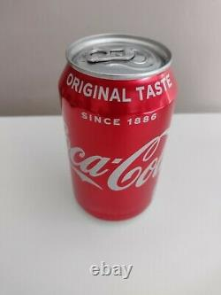 Damien Hirst signed Coke can, Coca Cola can