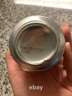 Empty Unopened Coca-Cola Can (Rare Factory Error)