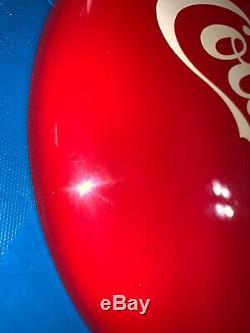 Nice 12 Coca Cola Button Sign AM 8-52