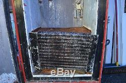RARE OLD 2 SIDED COCA COLA MACHINE