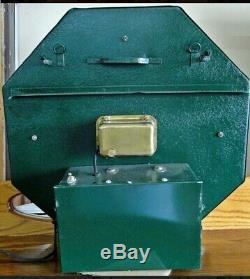 Rare 1930's COCA COLA Octagon NEON CLOCK