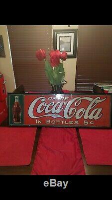 Rare Old Coca-cola sign