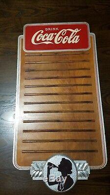 Rare Original 1920s Coca-cola Sign