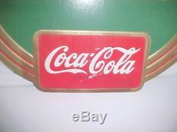VINTAGE COCA COLA CARDBOARD SIGN 1944