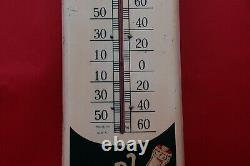 Vess cola Vess drink Advertising Thermometer clean working 1930s 1940s
