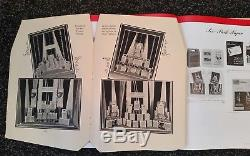Vintage 1930 Coca Cola Six Pack Book Diecut 6Box Original 24pgs