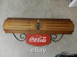 Vintage Advertising Sign- Coca-cola Menu Board Sign- Kay Display- Vintage Diner