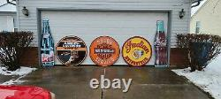 Vintage Style 6' Tall COCA-COLA BOTTLE Advertising Sign