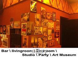 Vintage Tin Sign Decor Retro Metal Art Bar Pub Art Wall Poster Coke A10